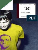 Huertas, Rosa - Mala Luna