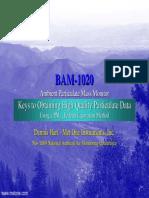 BAM1020