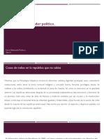Ascenso Al Poder Político de Los Criollos
