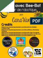 Butine Avec Bee Bot AtelierBB CaraVan2018