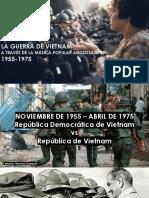 La guerra de Vietnam y la cultura pop estadounidense