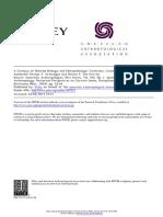Armelagos G. y D. Van Gerven. 2003. a Century of Skeletal Biology and Paleopathology