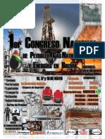 PROGRAMA DEL 1ER CONGRESO NACIONAL DE PETROLEO, GAS NATURAL Y ENERGIAS EN BOLIVIA.pdf