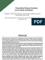 Antibiotik Memodulasi Respon Imunitas Humoral Vaksin Terinduksi.pptx