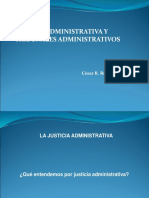 Justicia Administrativa y Tribunales Administrativos - 26-04-2012.ppt