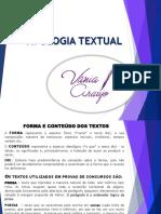 10 - Tipologia Textual