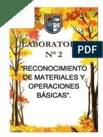 INFORME DE BIOQUIMICA 1 -RECONOCIMIENTO DE MATERIALES.docx