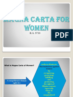 251835788 Magna Carta for Women Ppt