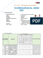 PLANIFICACION ANUAL 5TO GR. 2019.docx