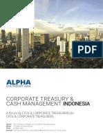 Indonesia Cash Management 5 Sponsors