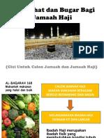 Tips  Sehat dan Bugar Bagi Jamaah Haji.pptx