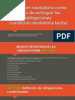 CONDICION RESOLUTORIA.pptx