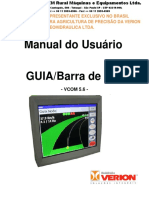manual barra deluz gps
