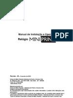 Manual - Miniprint Comandos