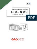 QGA6000MANUAL(Spanish) simple manual 20161125.pdf