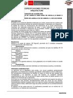 ESPECIFICACIONES TECNICAS ARQUITECTURA Obras Complementarias OK.docx