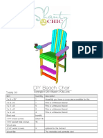 Diy Beach Chair Draft 2