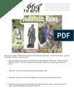 Medieval Middle Ages Worksheets