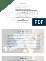 Guide # 1 Conceptual Basic of Intercultural Negotiation Strategies