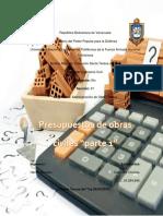 Presupuestos de Obras Civiles (Informe).docx