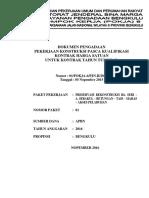 SBD Long Segmen Air Sebakul - Betungan - Tais - Maras & Akses.pdf