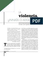 2008 Soto, Metapolitica 62 pp 56-59, La violencia -Innata o adquirida.pdf