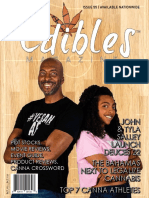The Sports Issue - Edibles Magazine - Edition 55
