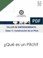 Construir un pitch