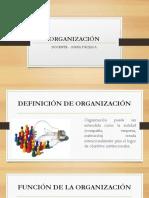 1. Auditoria Operativa Organización