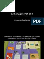 recursos literarios 2