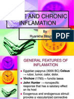 Acute and Chronic Inflamation