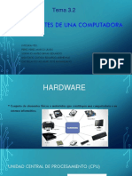 -Componentes de La Computadora