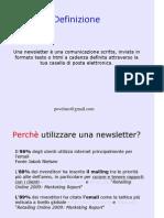 Newsletter Slides