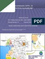Rakernas AMDAL 2008 - DATABASE DPPL 2008 sukabumi