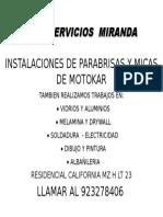 INSTALACIONES DE PARABRISAS Y MICAS DE MOTOKAR.docx