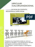 Psicología Social Campo Social