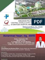 Materi Kebijakan Pelayanan CSSD (dr. Muhammad Hasan).pdf