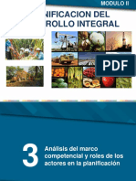 Modulo II Planificacion Del Desarrollo Integral Parte 2