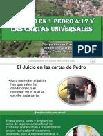 Presentacion de 1 Pedro 4.17