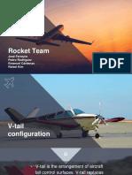 Estabilizadores más usados en aerotransportes