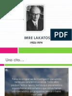 14. Imre Lakatos