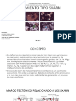 YACIMIENTO TIPO SKARN -UNI.pptx