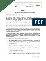 PMP ANEXO 1 Caracteristicas Cuenca Río PIura 05102018
