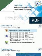 1. Kebijakan Nasional SPM Dikti dan SPMI.pdf