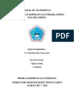 makalah konsep askep PE & E buk puput.docx
