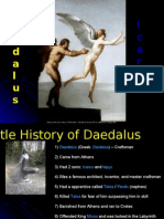 Feliscia & Kenneth's Take on Daedalus & Icarus