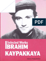 SelectedWorks-IbrahimKaypakkaya-2014.pdf