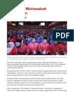 Madrasah Muhasabah Perjuangan Melayu