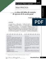 6. Frank Carlos Valle Odar - Análisis crítico del delito de omisión de ejercicio de la acción penal.pdf