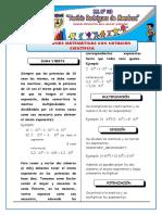 4. Notación Científica Operaciones Matematicas